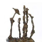 title: Playgroundmedium:  Bronzesize: 41 x 30 x 18 cmyear:  2010price: Enquire