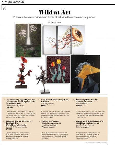 Art Essentials (ft. Martha Zuik) - Crave 2013