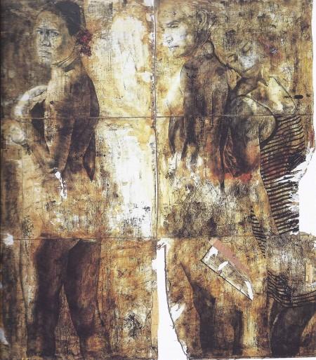 2.-Three-figures-inhabit-(6)-1999