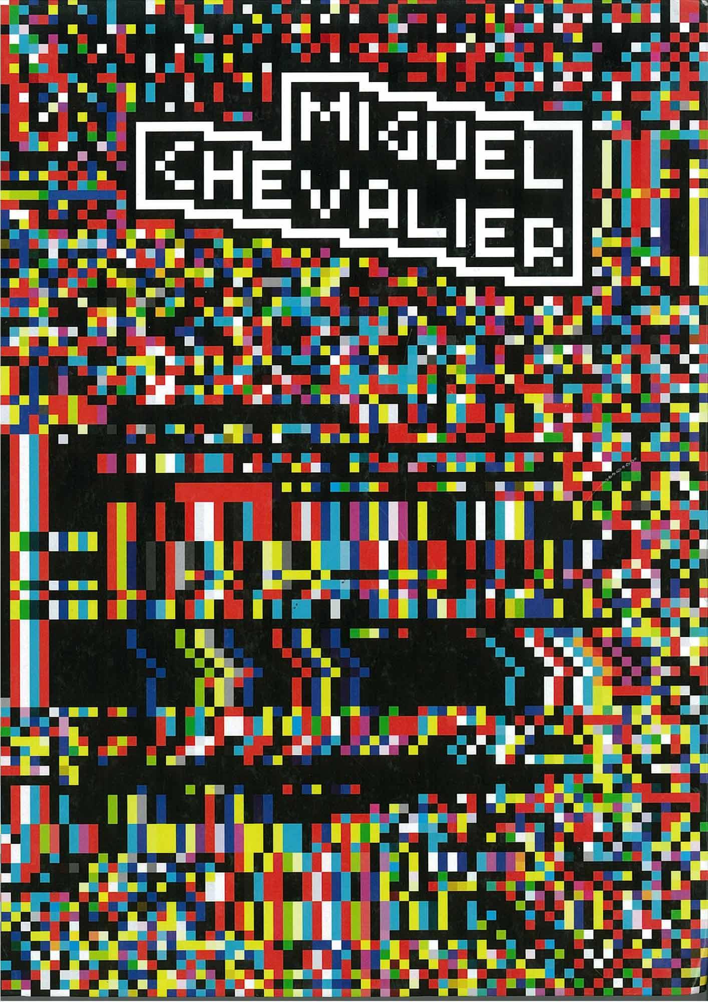 Puerta Roja Miguel Chevalier Power Pixels