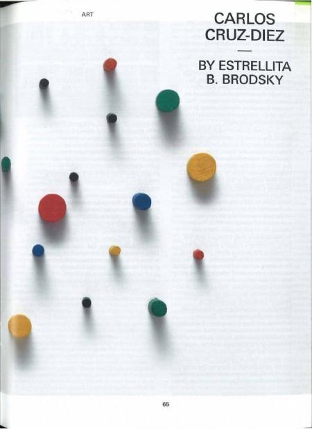 Bomb Magazine-Carlos Cruz-Diez By Estrellita B. Brodsky-page-007