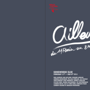 Ailleurs catalog cover