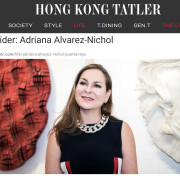 Art Insider: Adriana Alvarez-Nichol